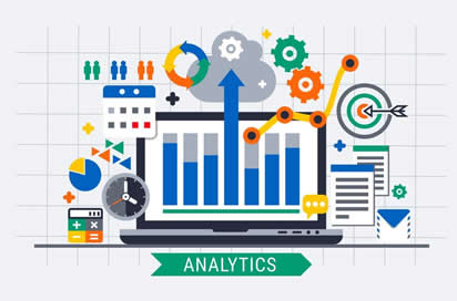 Website analytic reports